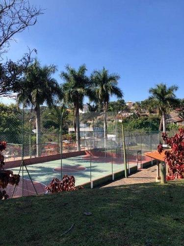 Imagem 1 de 19 de Terreno À Venda, 1000 M² Por R$ 550.000,00 - Condomínio Chácaras Do Lago - Vinhedo/sp - Te0110