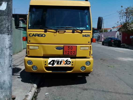 Ford Cargo 1421 Tanque - 2001