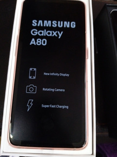 Samsung Galaxy A80 Angel Gold