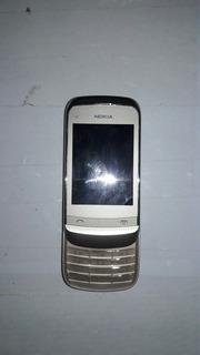Celular Nokia C2-06 Ligando Mas Precisa De Reparos