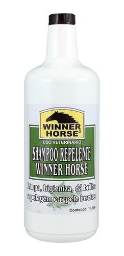 Imagem 1 de 1 de Shampoo Repelente - Winner Horse 0926