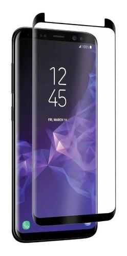 Imagen 1 de 3 de Vidrio Templado Curvo Full Glue Samsung S8 S9 S10 Plus S20