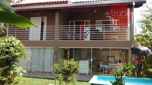 Casa Residencial À Venda, Jardim Recreio, Ribeirão Preto. - Ca0422