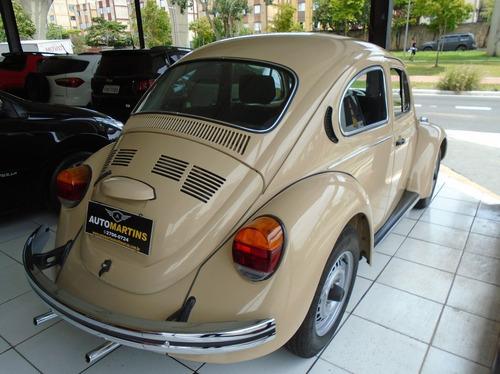 Volkswagen Fusca 1.6 8v 1986