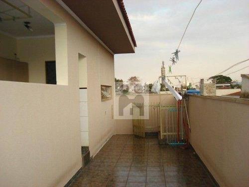 Imagem 1 de 20 de Casa Com 3 Dormitórios À Venda, 329 M² Por R$ 880.000,00 - Parque Das Andorinhas - Ribeirão Preto/sp - Ca1083