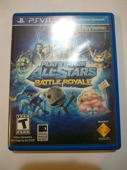 All Star Battle Royale - Psvita