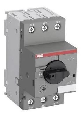 Disjuntor Motor Ms116 (10,0-16,0a) Abb