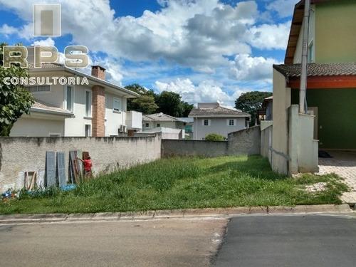Terreno Em  Condomínio  Pra Venda Atibaia Sp. Residencial Jardim Pedra Grande   Ótima Localização!  Área Terreno 300mts - Tc00285 - 69222458