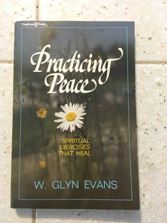 Libro En Ingles Autoayuda Practicing Peace Glyn Evans 5