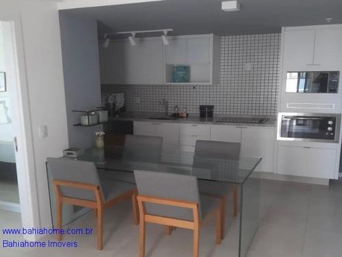 Apartamento Locação Caminho Das Arvores Com 2 Suítes E Duas Vagas - Ap1094sh