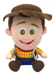 Peluche Woody Bebé Toy Story 4 Disney Pixar 20 Cm Felpa