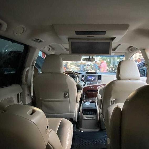 Toyota Sienna 2011 Américana