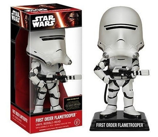 Funko Bobble Head First Order Flametrooper Star Wars