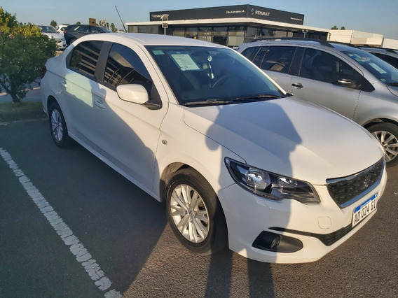 Peugeot 301 Allure 1.6 Hdi 2018 - Car One - Ez -