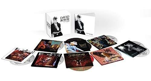 Bowie David Loving The Alien (1983-1988) Usa Import Cd X 11