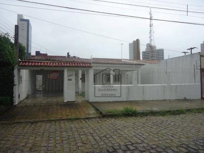 Casa Com 3 Dormitórios Para Alugar, 182 M² Por R$ 1.400/mês - Candelária - Natal/rn L0682 - Ca0308