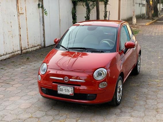 Fiat 500 2014 Venta O Cambio