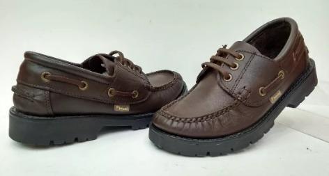 Zapatos Timber Canadiense Marcel Colegial Mundo Ukelele