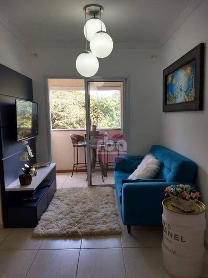 Apartamento Com 3 Dormitórios À Venda, 65 M² Por R$ 250.000 - Jardim Karolyne - Votorantim/sp - Ap0879