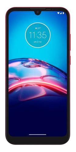 Moto E6s (2020) 32 GB rojo scarlet 2 GB RAM
