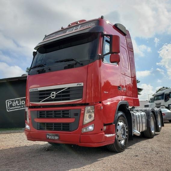 Caminhão Volvo Fh 460 Special Edition I-shift 6x2 Ano 2014