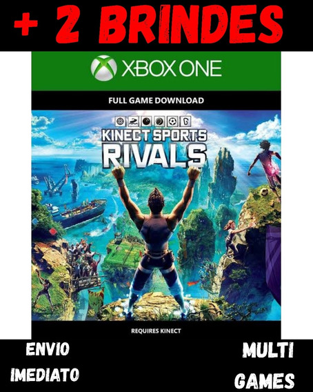 Kinect Sports Rivals Xbox One + 2 Jogos De Brinde