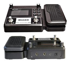 Pedaleira Multi-efeitos Para Guitarra Ge100 Mooer Promoção!