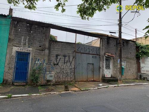 Terreno À Venda, 520 M² Por R$ 780.000,01 - Jardim Imperador (zona Leste) - São Paulo/sp - Te0089