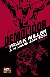 Hq - Demolidor Por Frank Miller & Klaus Janson - Vol. 01