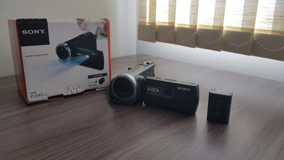 Filmadora Sony Camcorder