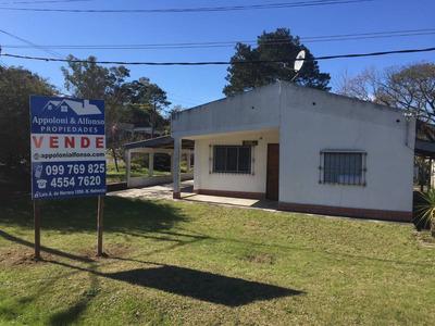Casa En Balneario Los Pinos - Excelente Ubicación