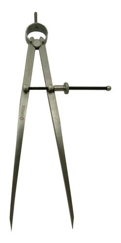 Compas Recto 6 Pulgadas (150mm) Groz