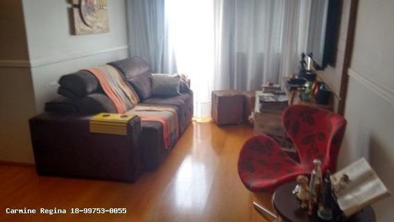 Apartamento Para Venda Em Presidente Prudente, Parque São Judas Tadeu, 3 Dormitórios, 1 Suíte, 3 Banheiros, 1 Vaga - 075_1-855605
