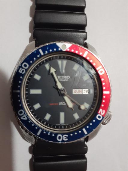 Relógio Seiko Divers 6309-729a Rarissimo