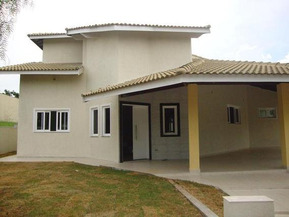 Casa Com 4 Dormitórios À Venda Por R$ 850.000 - Shambala I - Atibaia/sp - Ca0338