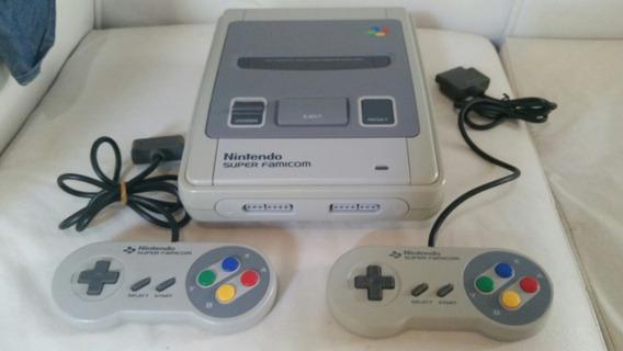 Superfamicom Console E 2 Controles