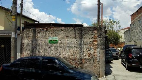Terreno Para Venda, 0.0 M2, Vila Palmeiras - São Paulo - 1863