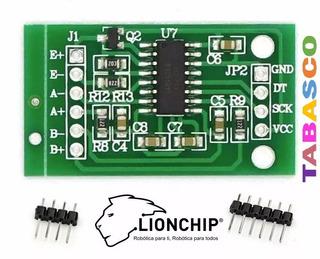 Modulo Hx711 Amplificador Para Celda De Carga Sensor De Peso