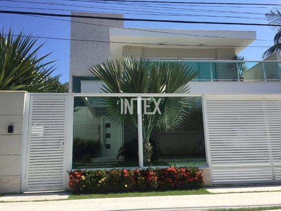 Casa Em Condomínio De Luxo Em Itaipú - Ca00215 - 34801726