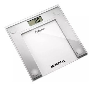 Balanza Personal Baño Digital Mondial Bl-03 150kg Vidrio Cuo