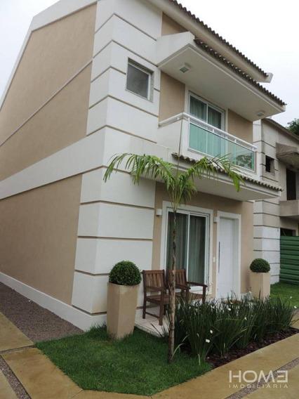Casa Com 4 Dormitórios À Venda, 187 M² Por R$ 649.000,00 - Vargem Grande - Rio De Janeiro/rj - Ca0309