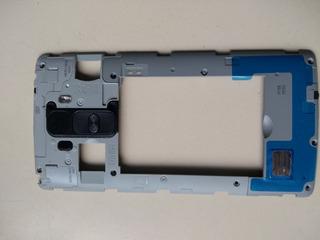 Gabinete Traseiro + Teclas + Buzzer Lg G4 Stylus H630 Titani