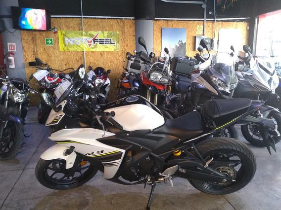 Motofeel Yamaha R3 2018 (financiamiento)
