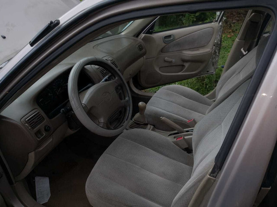 Toyota Corolla Modelo 98 Zz