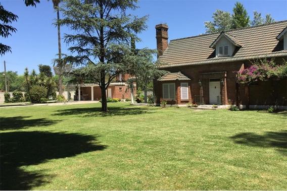 Casa Con Gran Terreno - Venta - Del Viso-zona Nort