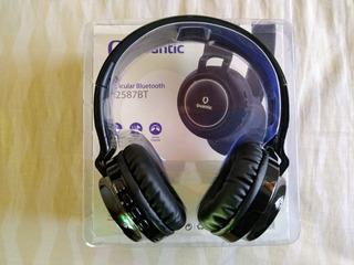 Auricular Bluetooth Inalámbrico Manos Libres 100% Nuevos