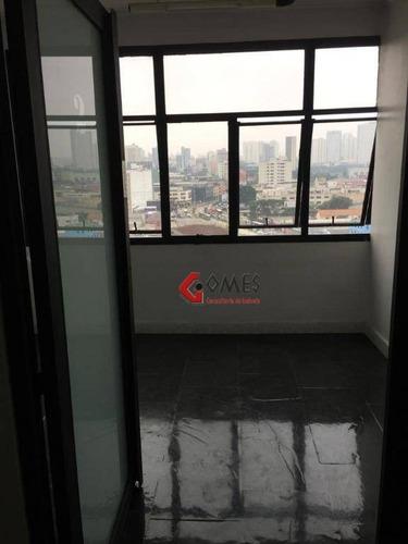 Sala, 112 M² - Venda Por R$ 420.000,00 Ou Aluguel Por R$ 3.000,00/mês - Centro - São Bernardo Do Campo/sp - Sa0286