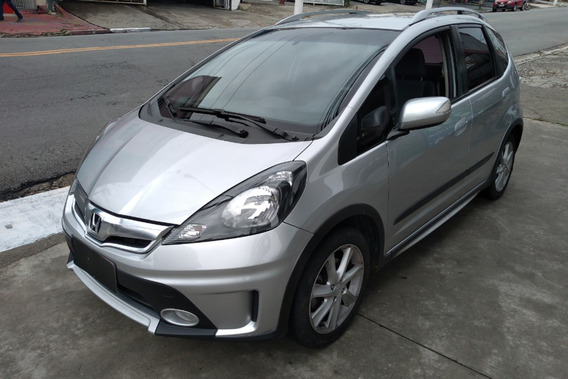 Honda Fit Twister 1.5 Flex Automatico