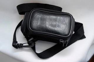 Bolso Camara Fotos Sony Cyber-shot $5.000.-