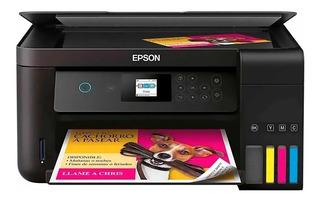 Impresora Epson L4160 Doble Faz Automatico Sistema Continuo